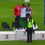 Cammy SIAB Medal